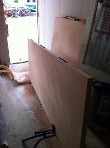 custom made voordeur