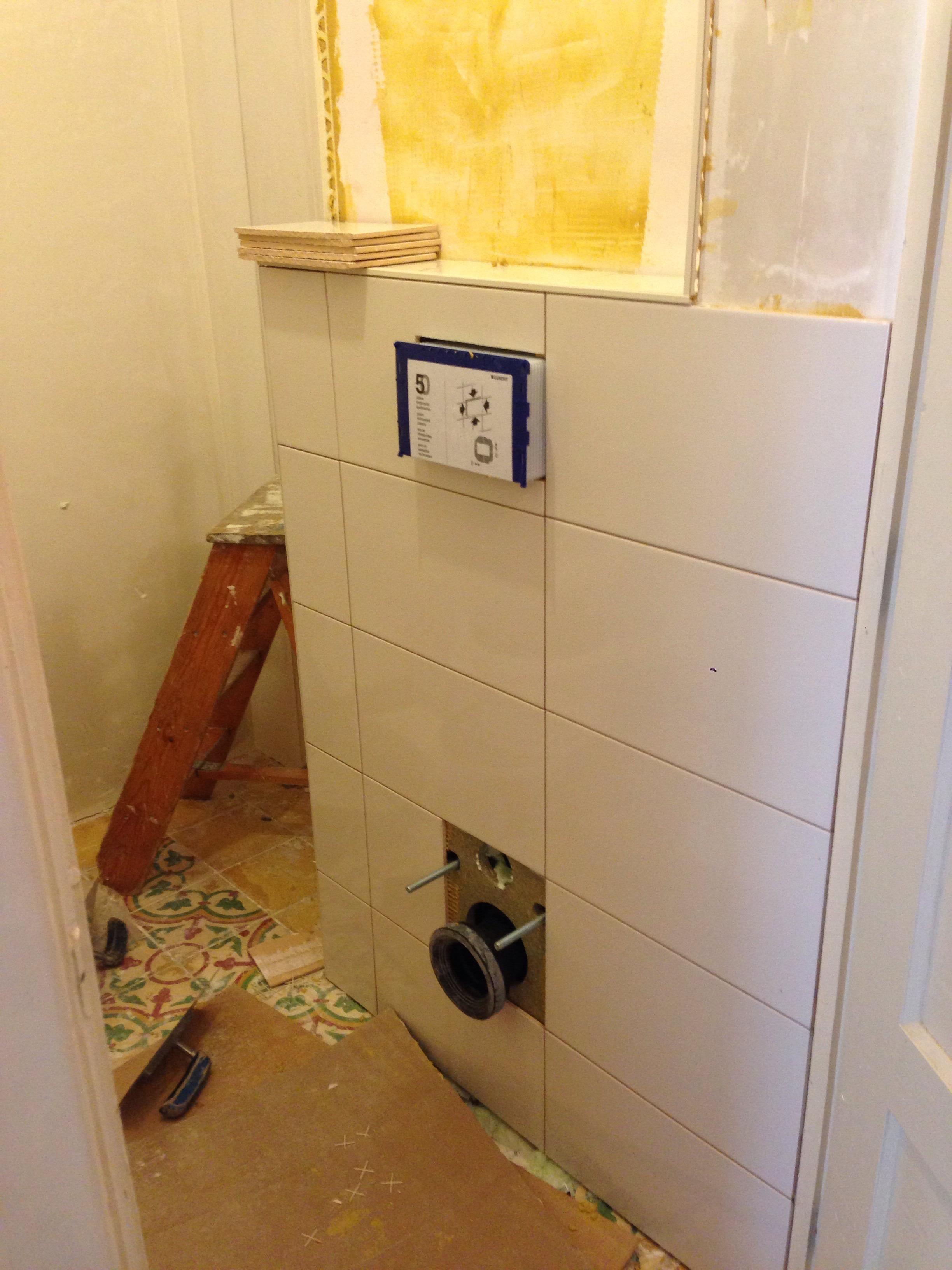 badkamer renoveren | klusbedrijf d. de lange, Badkamer